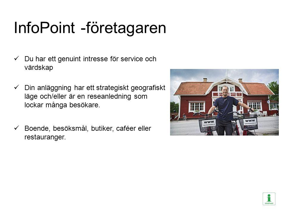 InfoPoint -företagaren