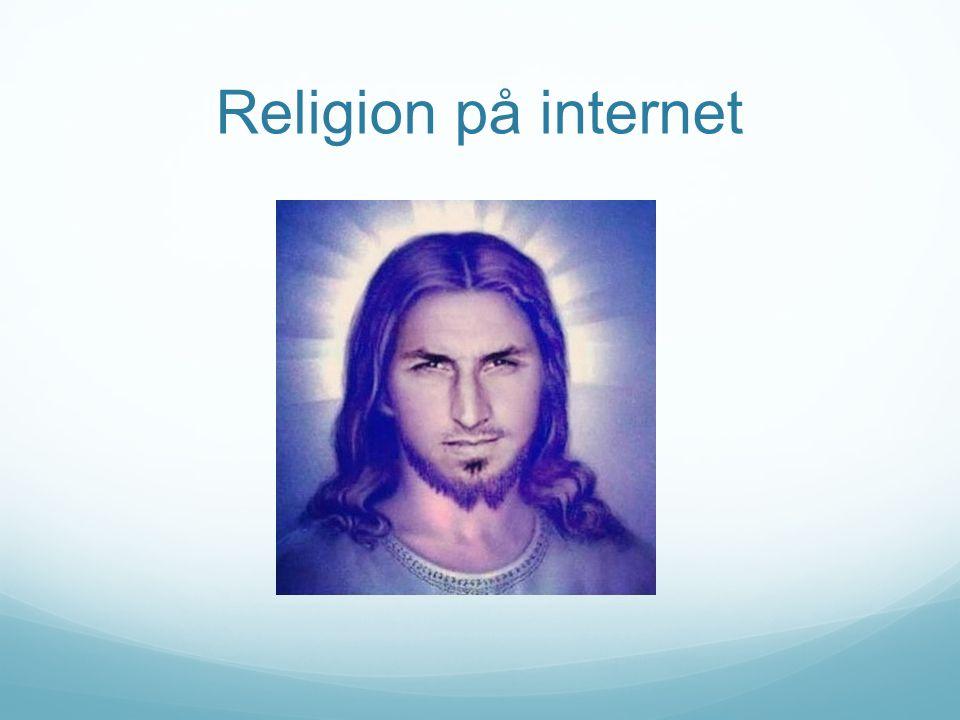 Religion på internet
