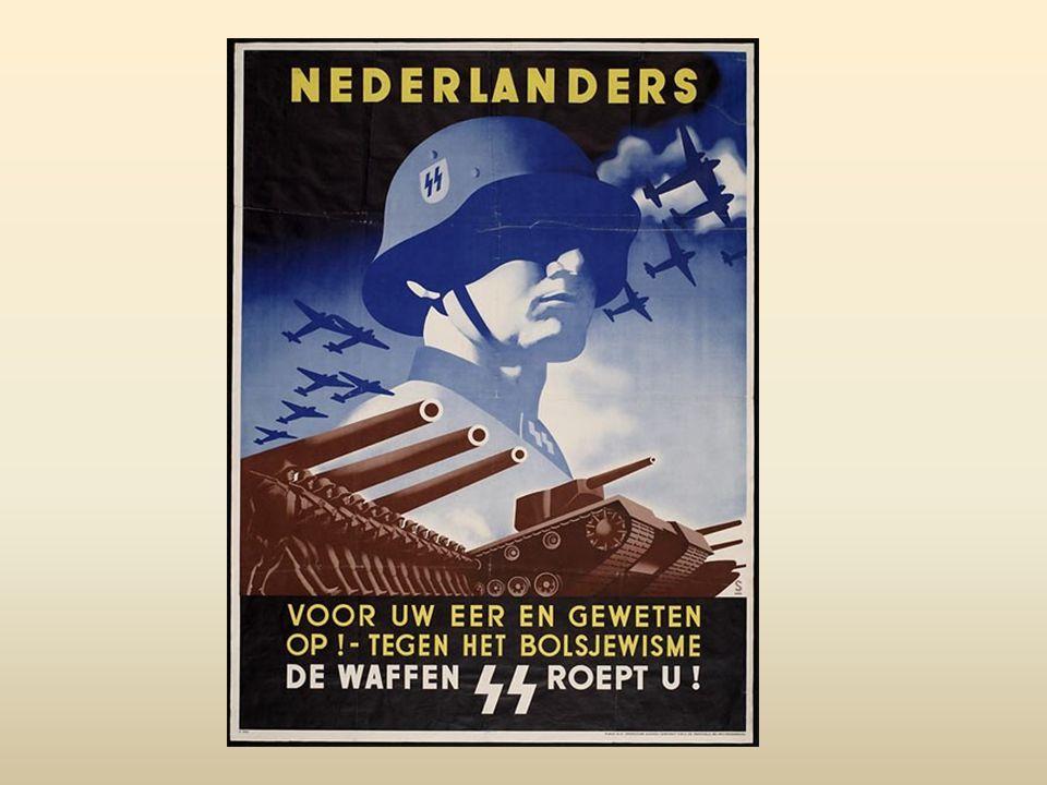 En tysk propagandaaffisch från andra världskriget