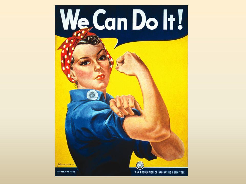 Rosie the Riveter, engelska för nitaren Rosie, är en fiktiv industriarbetare i USA under andra världskriget.