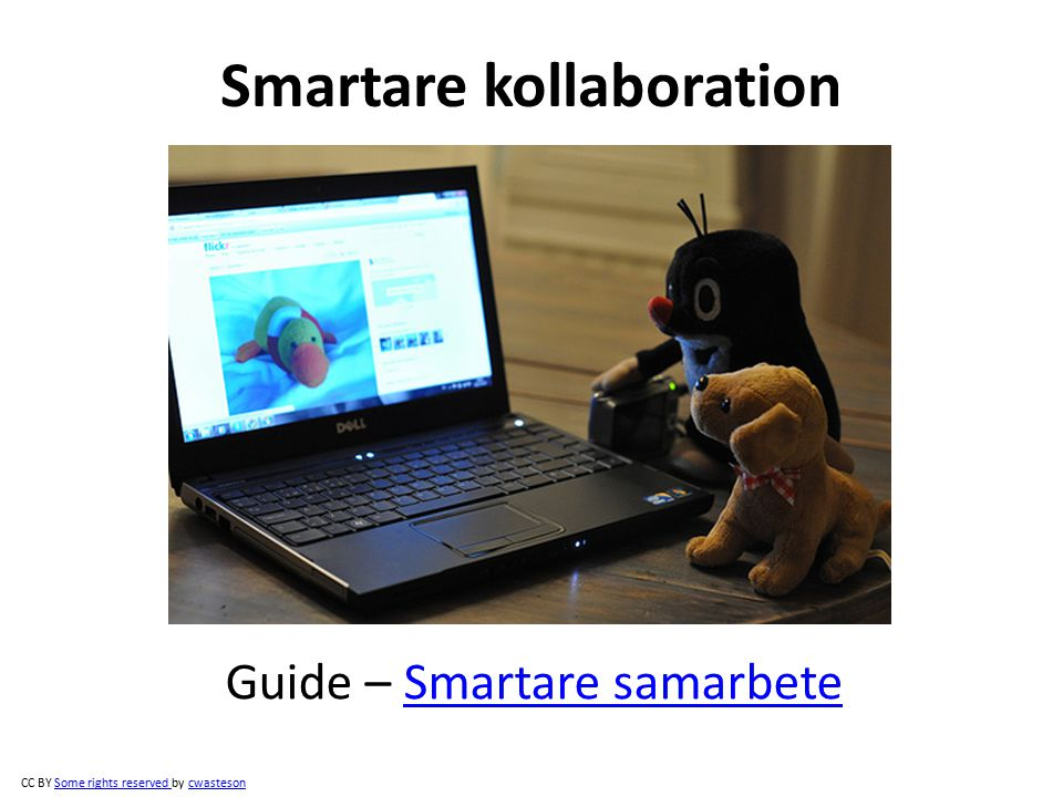 Smartare kollaboration