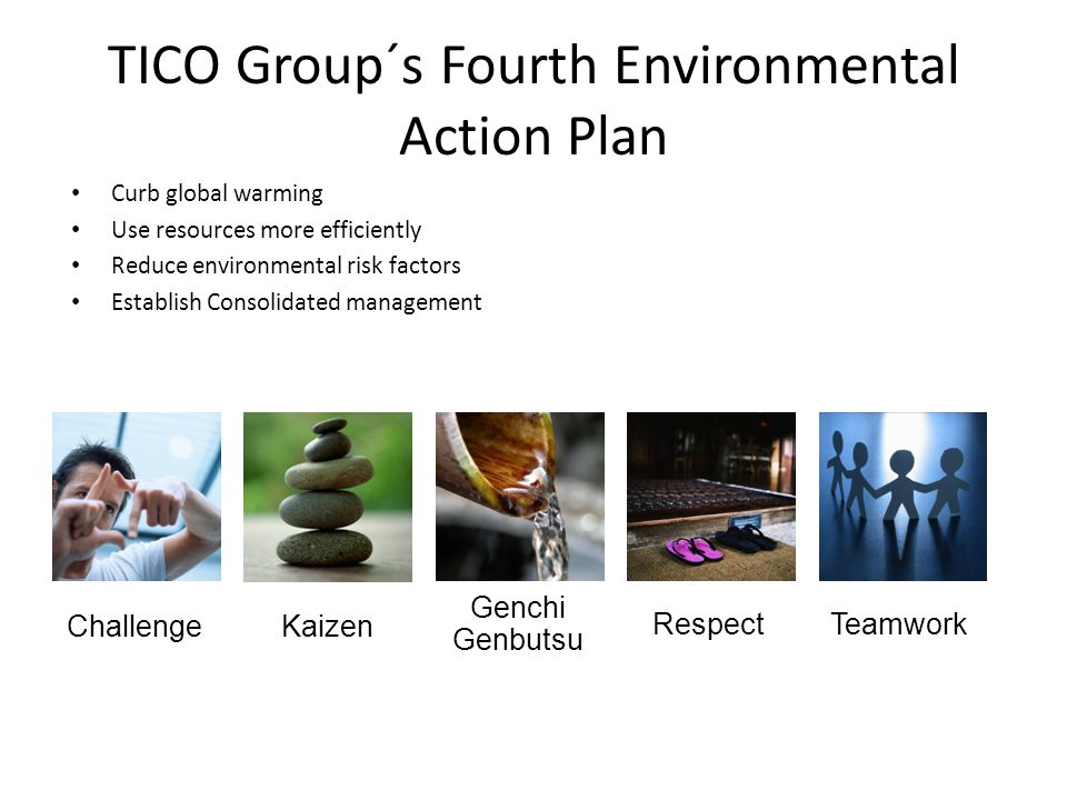 TICO Group´s Fourth Environmental Action Plan