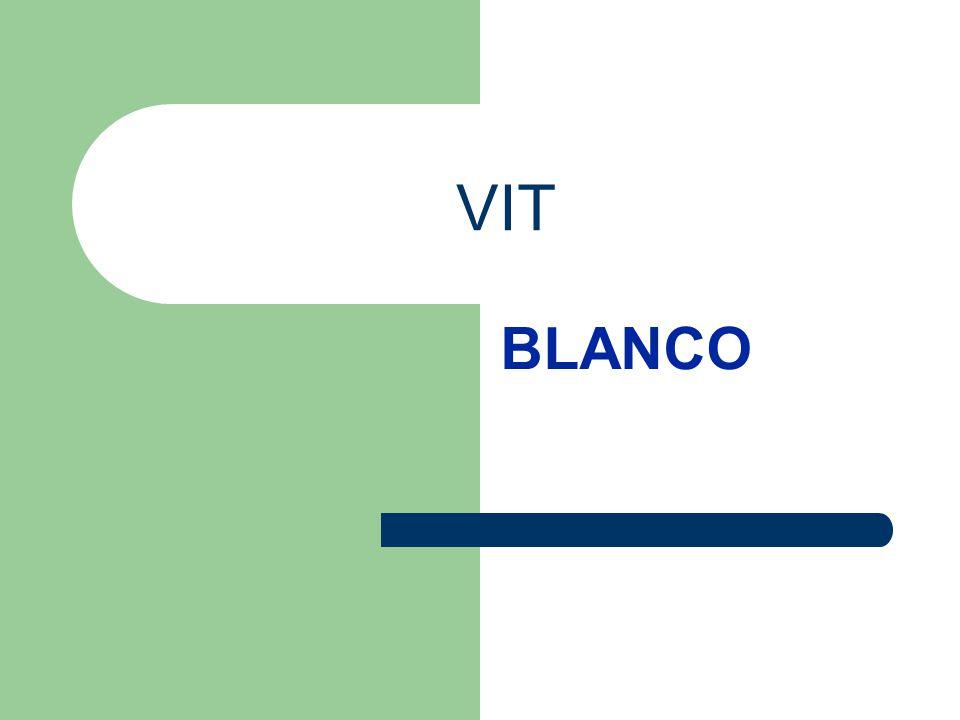 VIT BLANCO