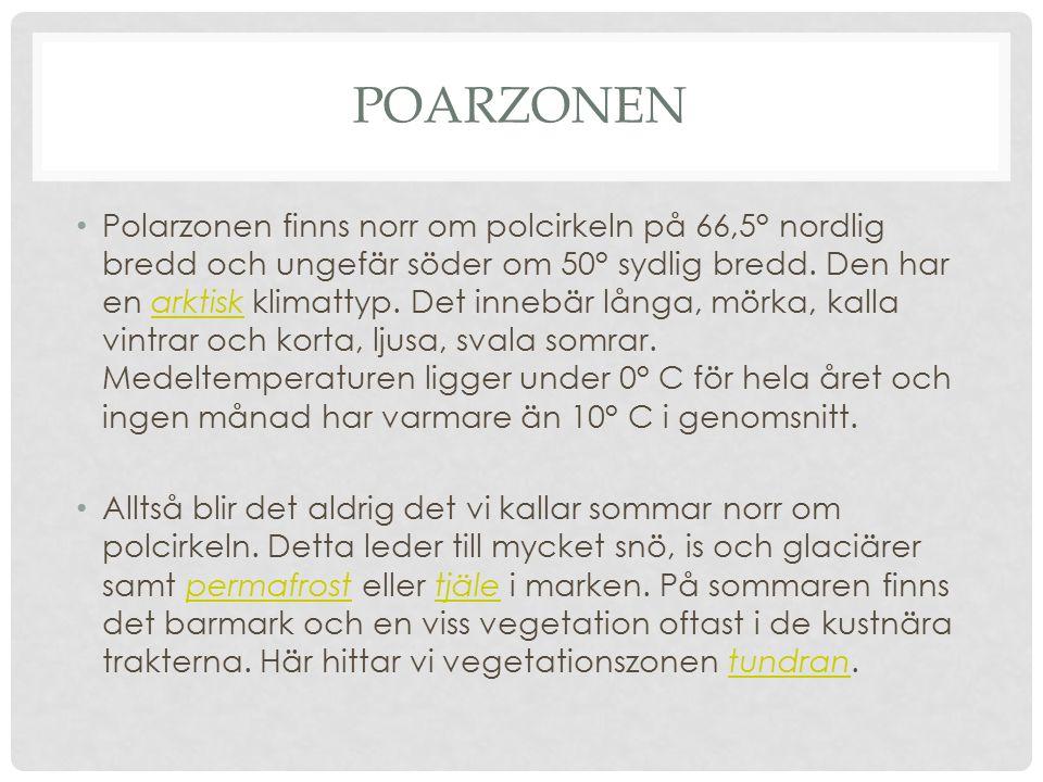 Poarzonen