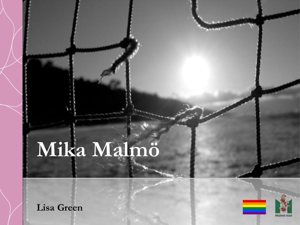Mika Malmö Råd – och stödteamet sexuella tjänster