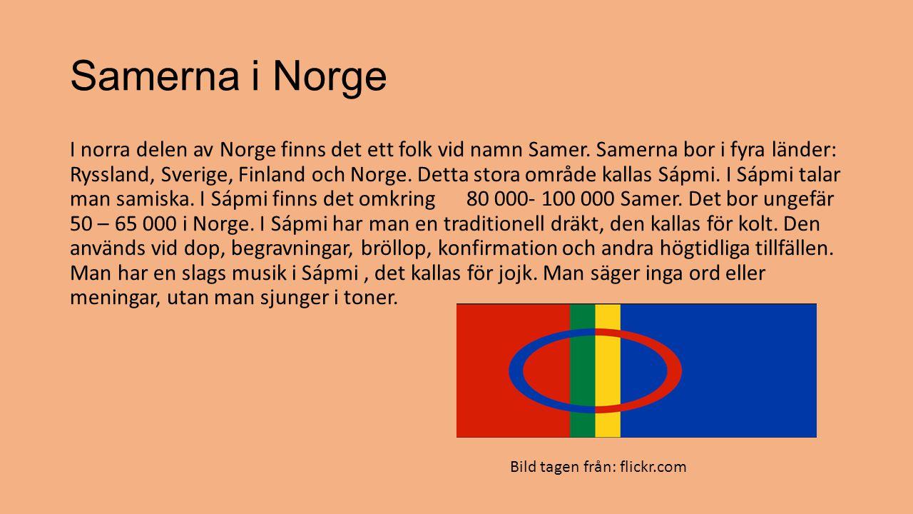 Samerna i Norge