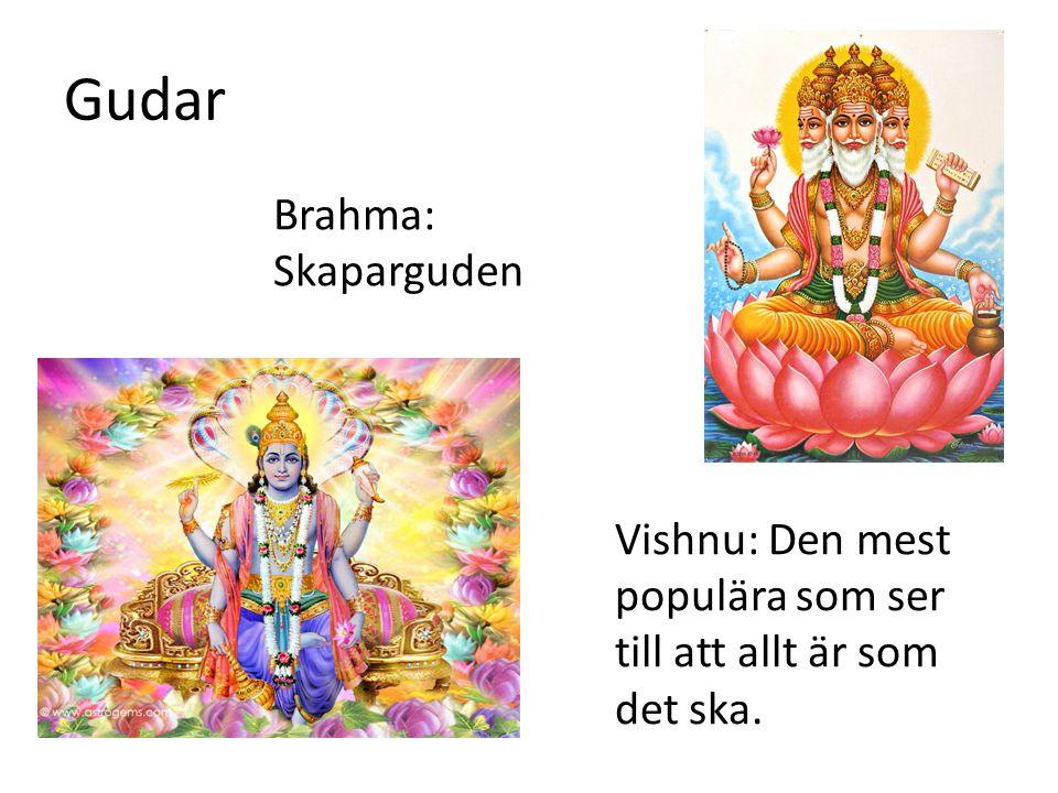 Gudar Brahma: Skaparguden