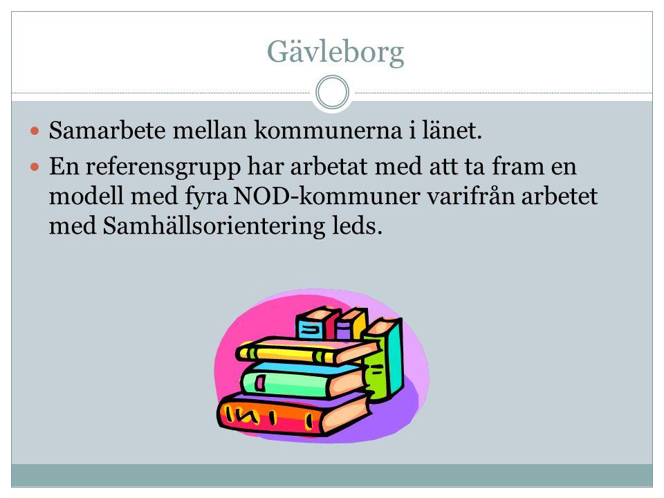 Gävleborg Samarbete mellan kommunerna i länet.