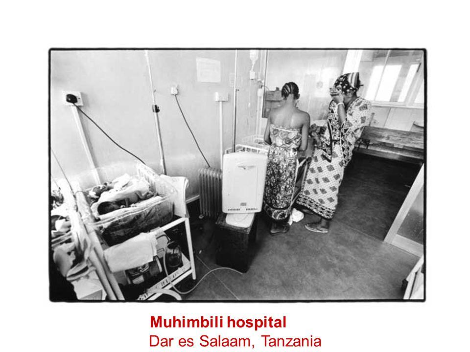 Muhimbili hospital Dar es Salaam, Tanzania