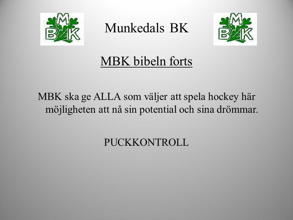 Munkedals BK MBK bibeln forts