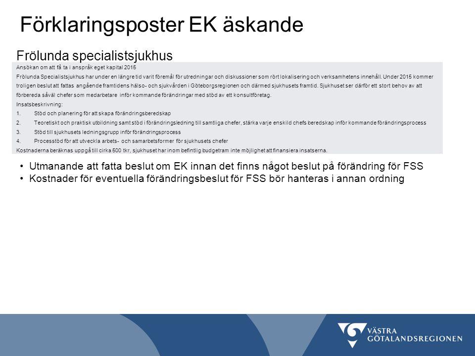 Förklaringsposter EK äskande