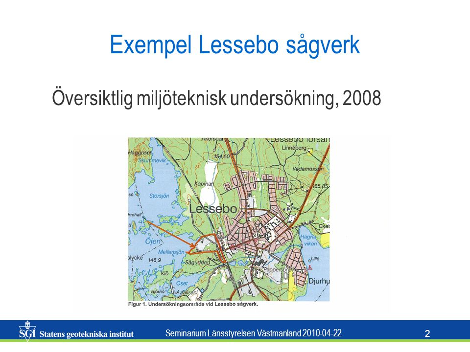 Exempel Lessebo sågverk