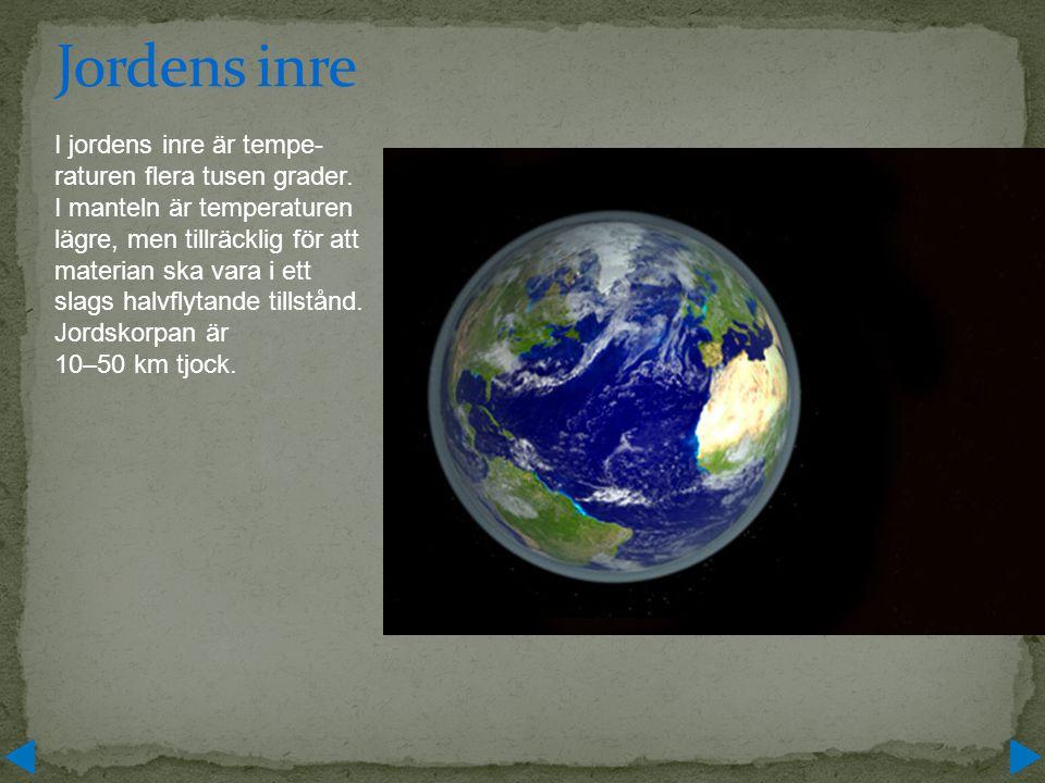 Jordens inre