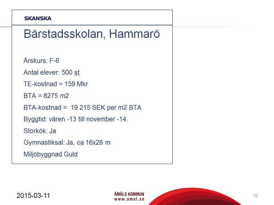 Hammarö 2015-03-11