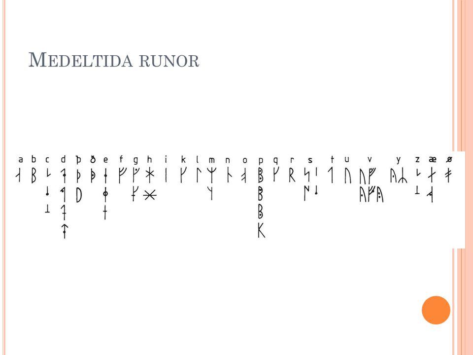 Medeltida runor