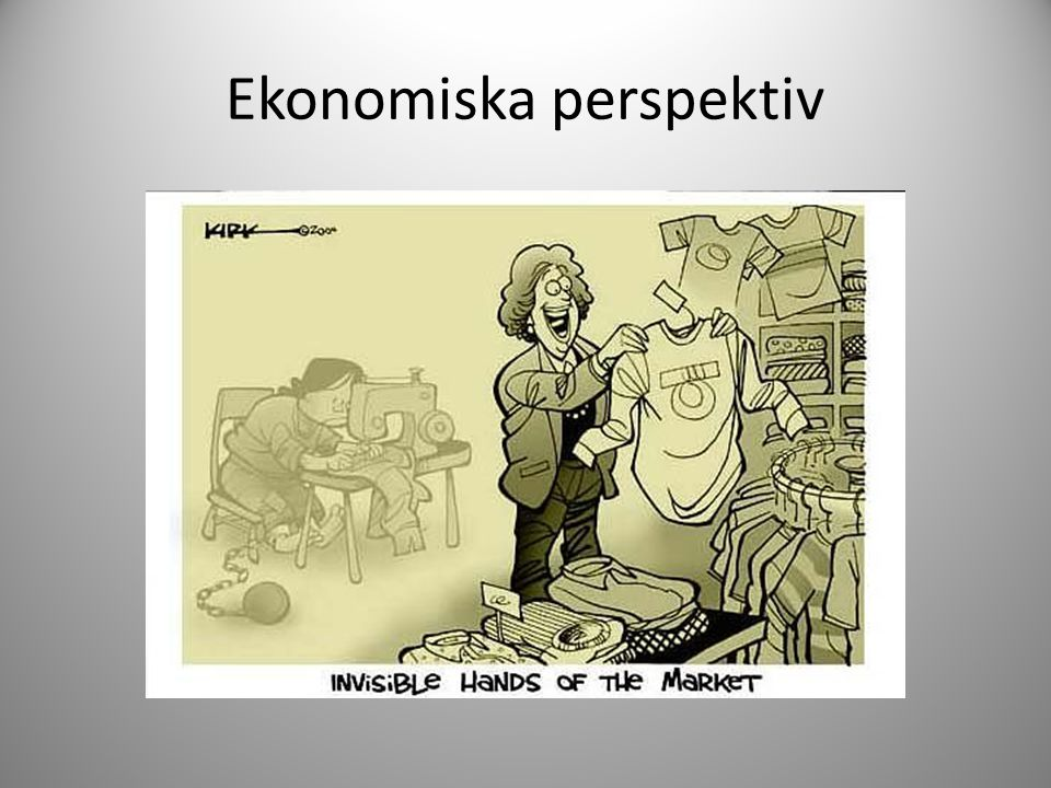 Ekonomiska perspektiv