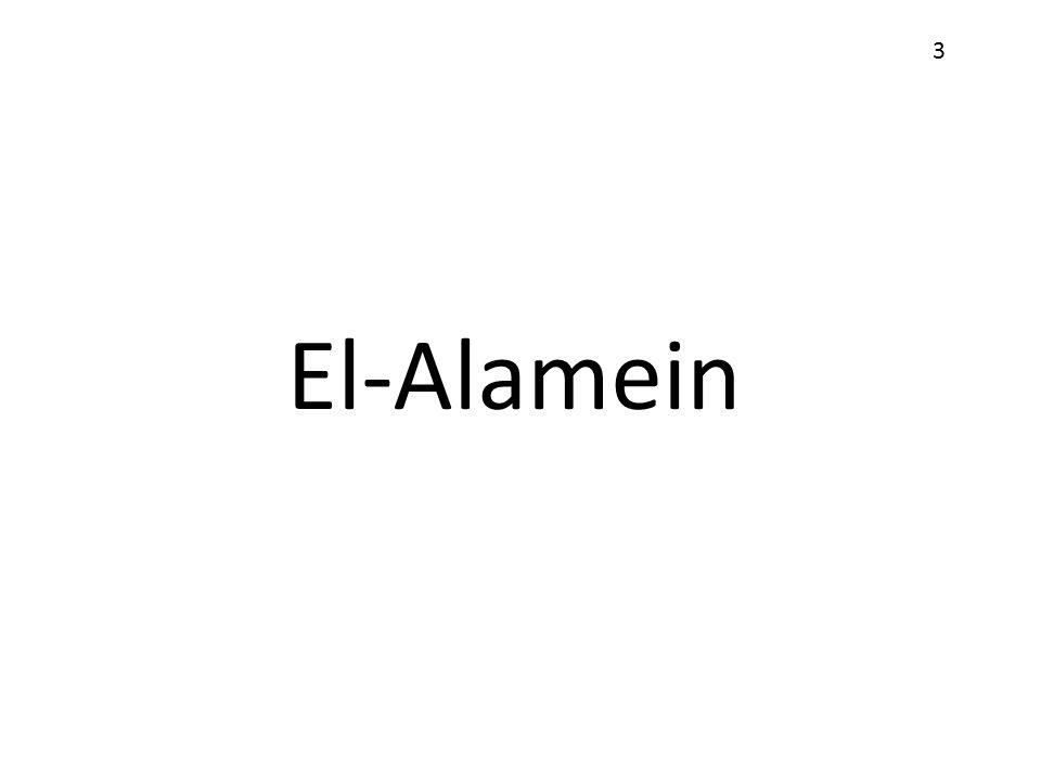 3 El-Alamein