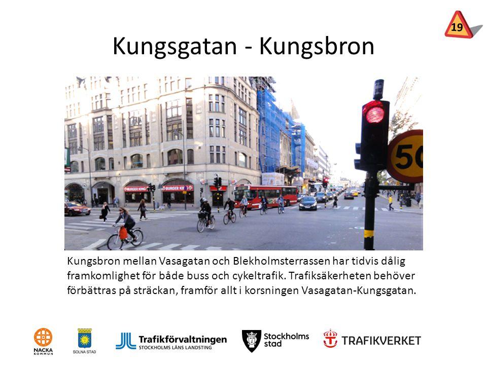 Kungsgatan - Kungsbron