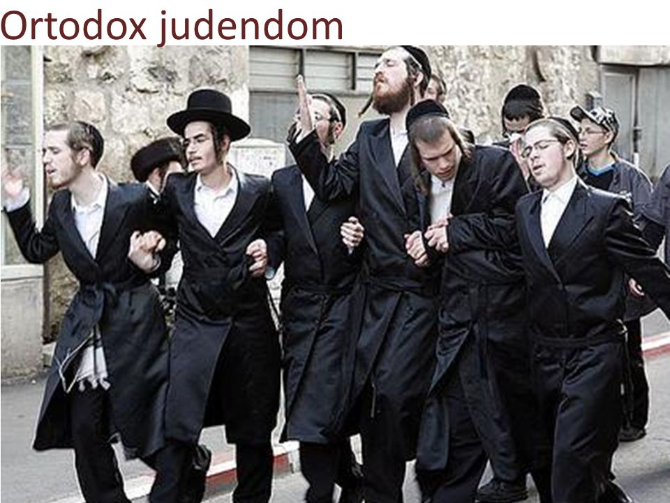 Ortodox judendom