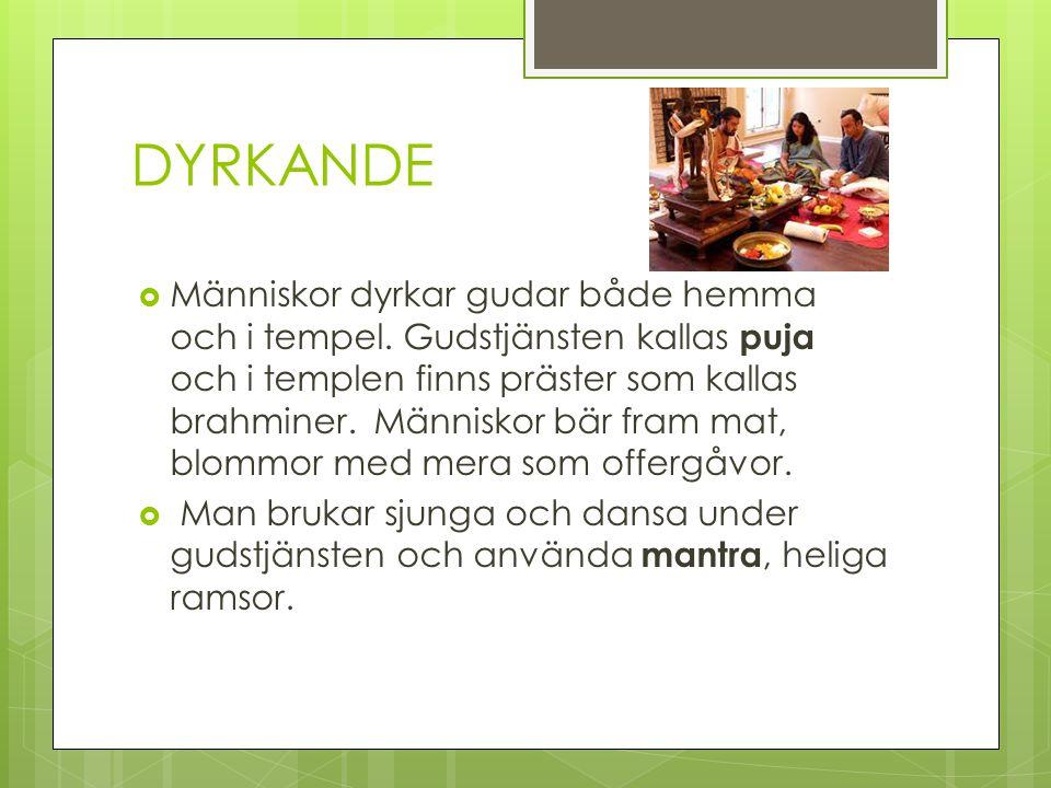 DYRKANDE