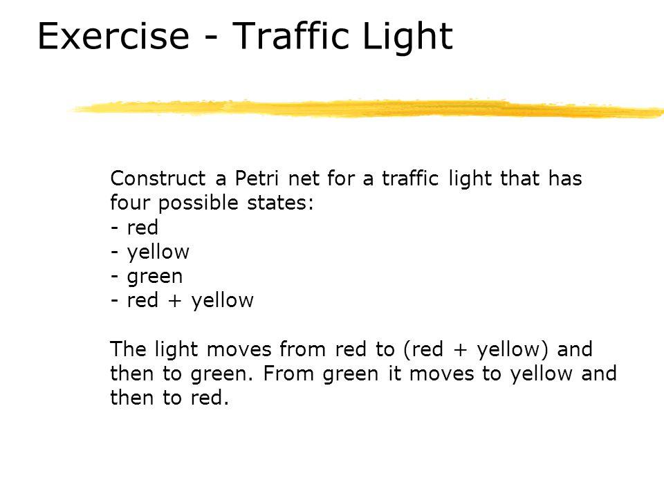 Exercise - Traffic Light