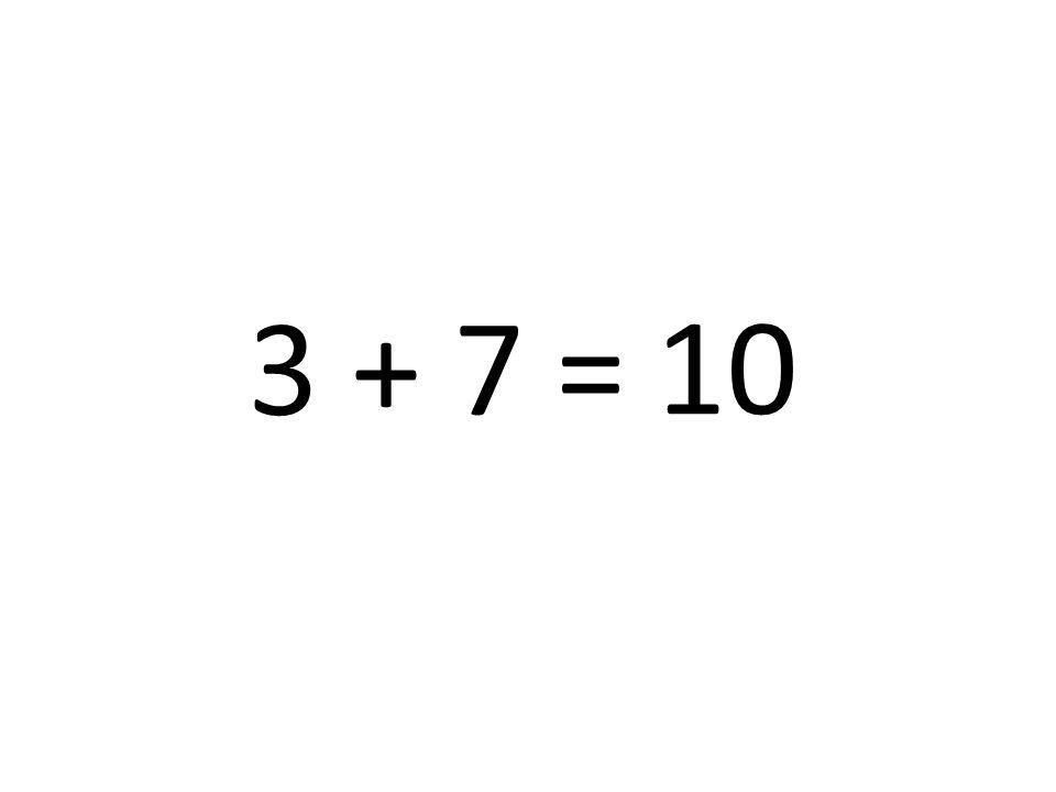 10 3 + 7 =