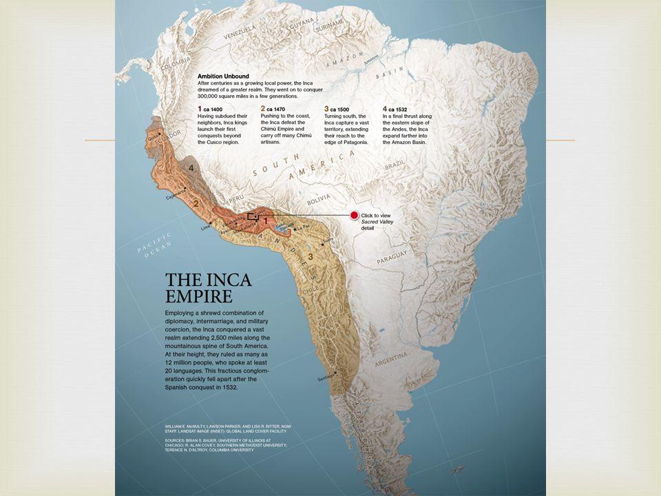 Inkaindianerna.