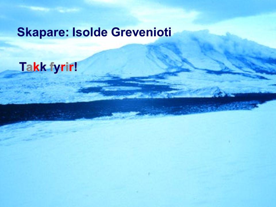 Skapare: Isolde Grevenioti