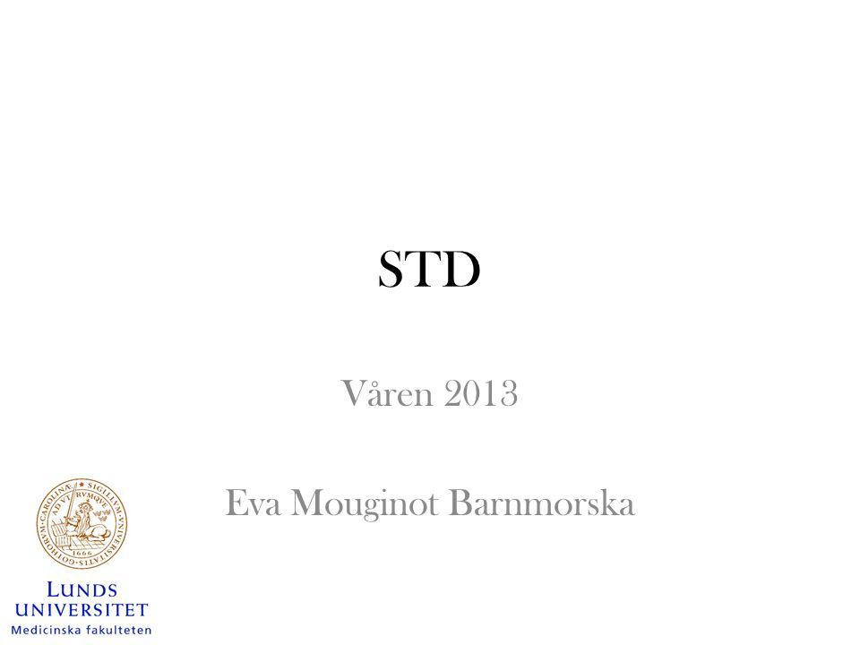 Våren 2013 Eva Mouginot Barnmorska