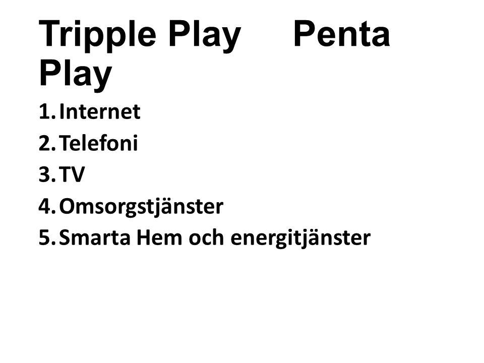 Tripple Play Penta Play