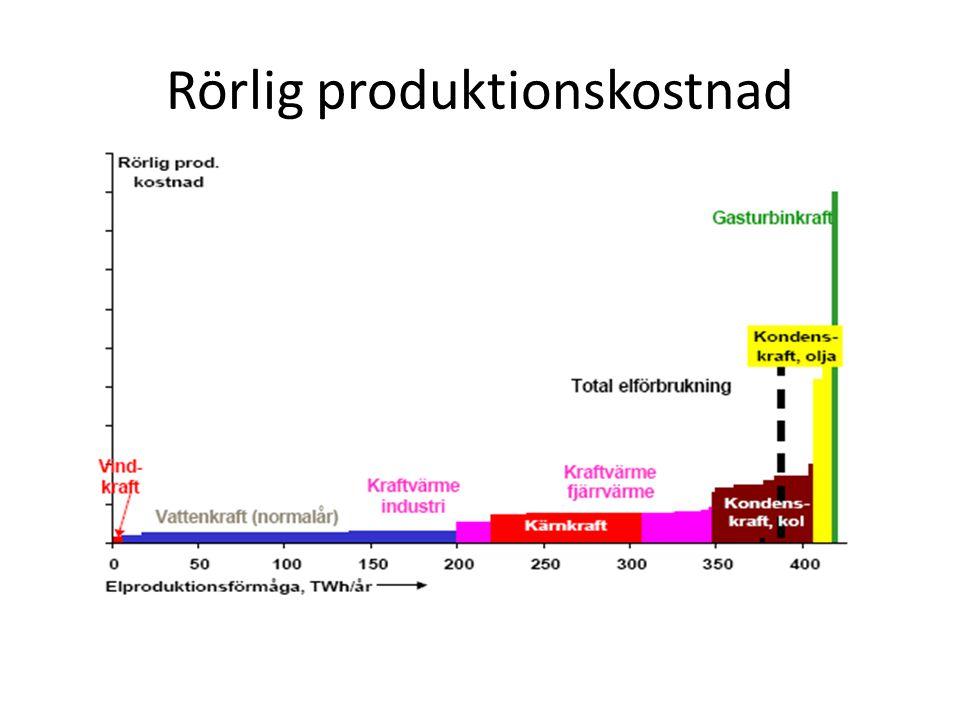Rörlig produktionskostnad