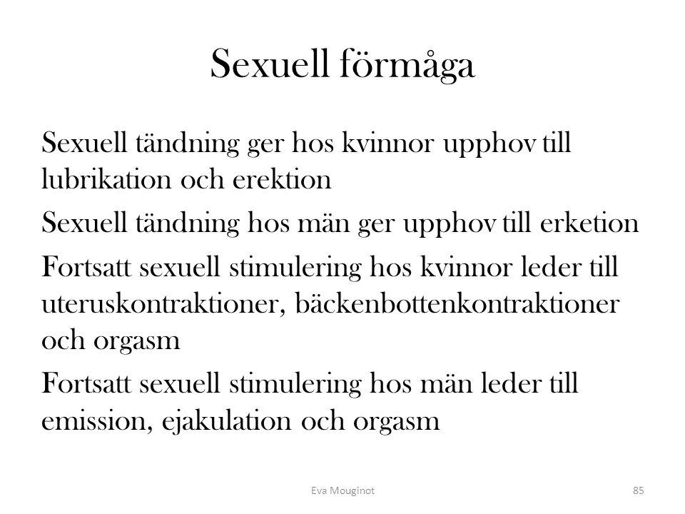 Sexuell förmåga