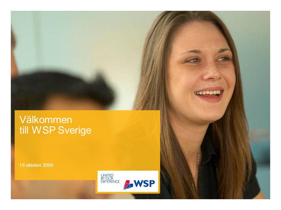 Välkommen till WSP Sverige