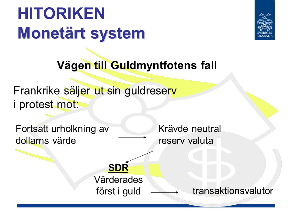 HITORIKEN Monetärt system