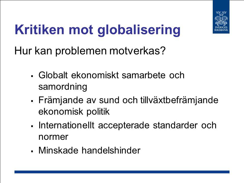 Kritiken mot globalisering