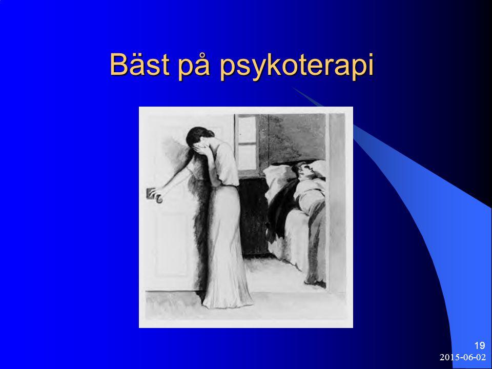 Bäst på psykoterapi 2017-04-16