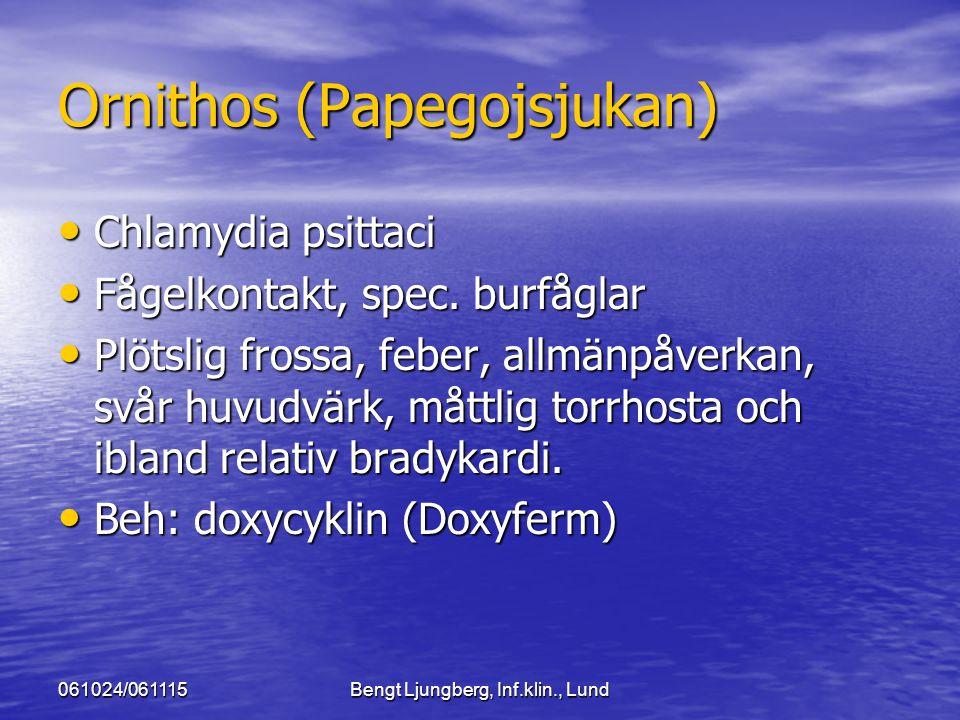 Ornithos (Papegojsjukan)