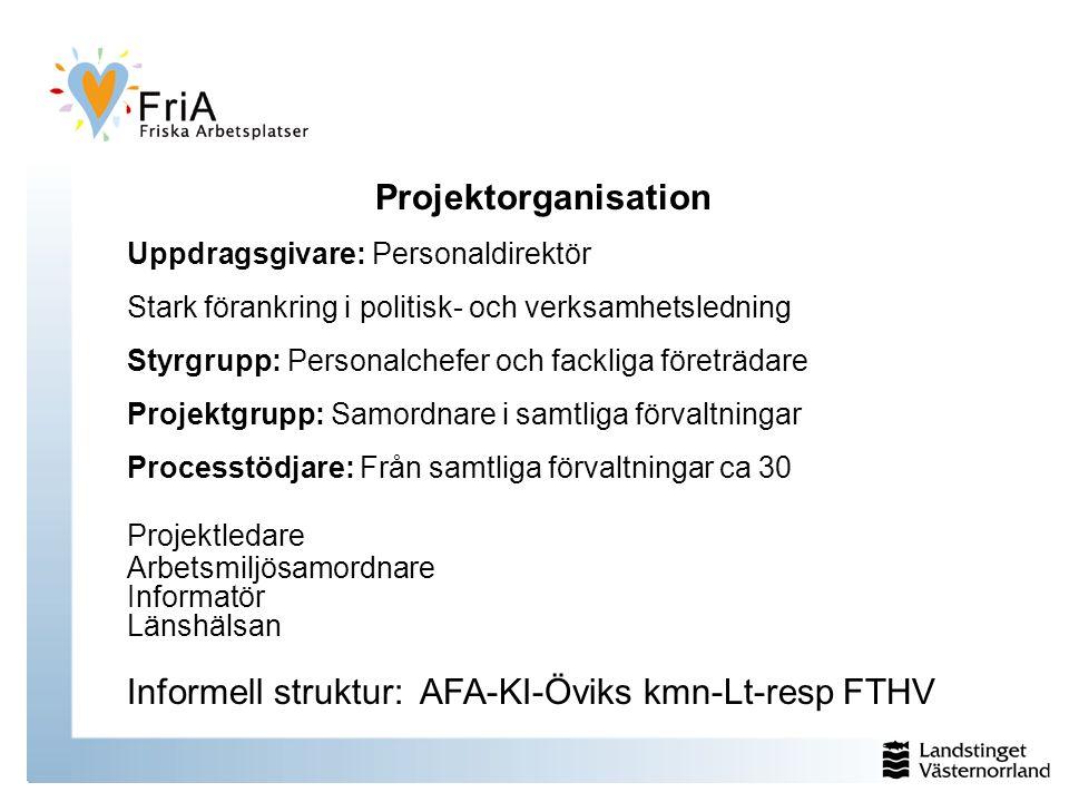 Informell struktur: AFA-KI-Öviks kmn-Lt-resp FTHV