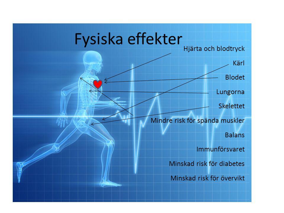 Fysiska effekter