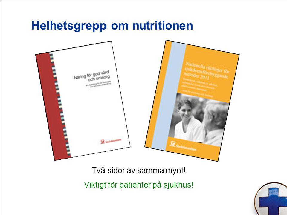 Helhetsgrepp om nutritionen