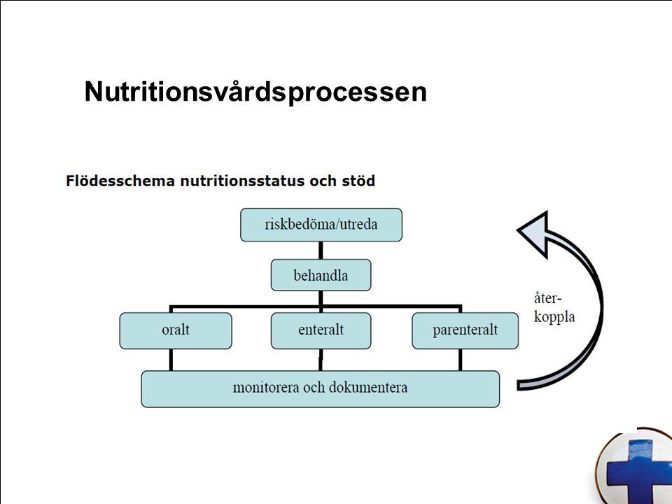 Nutritionsvårdsprocessen