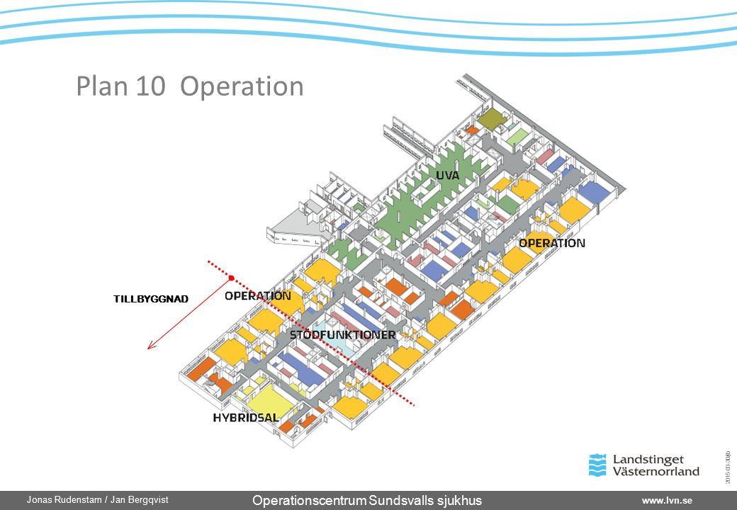 Plan 10 Operation TILLBYGGNAD