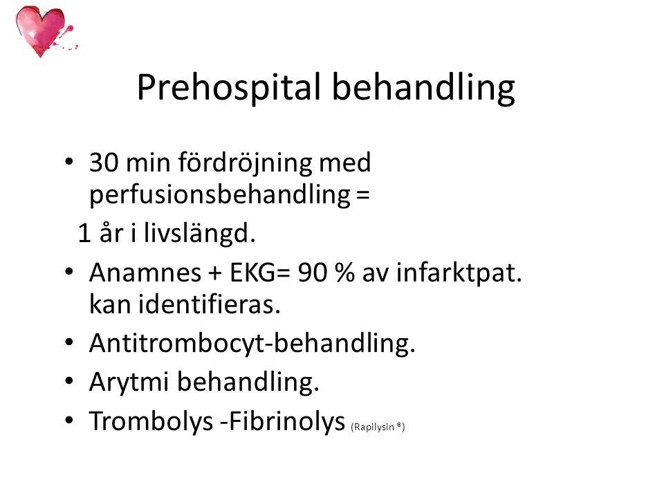 Prehospital behandling