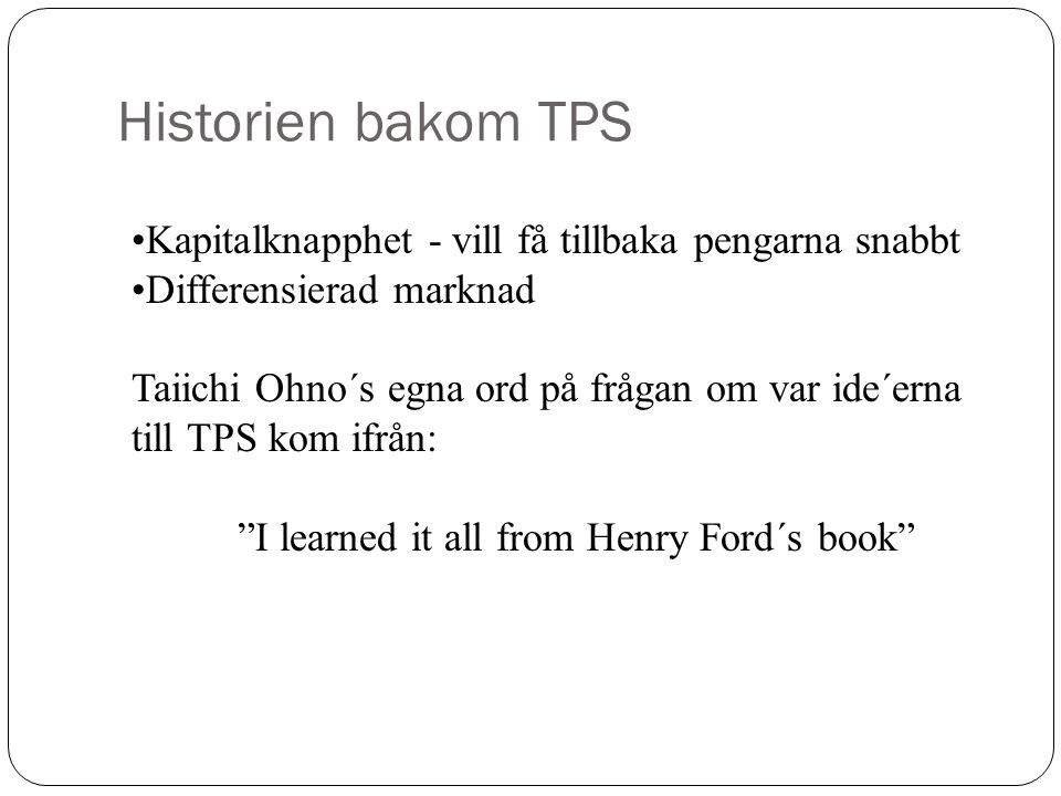 Historien bakom TPS Kapitalknapphet - vill få tillbaka pengarna snabbt