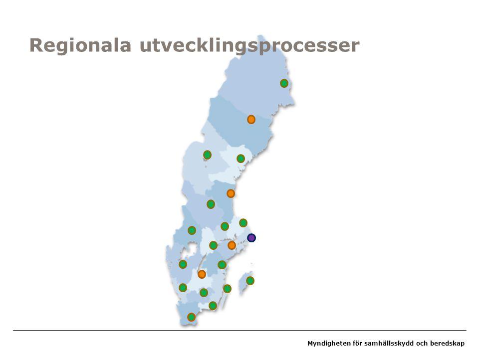 Regionala utvecklingsprocesser