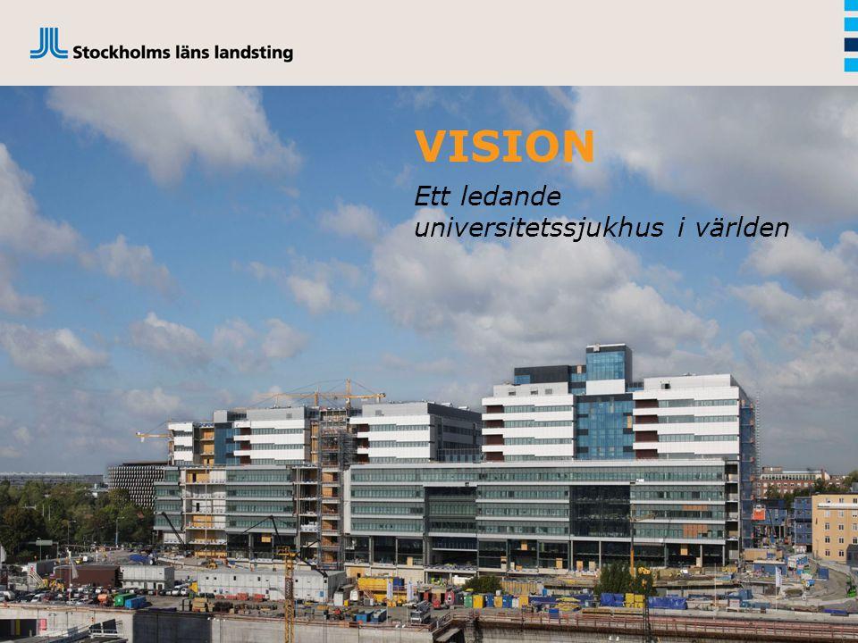 Ett ledande universitetssjukhus i världen