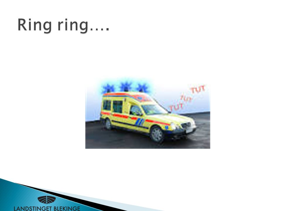 Ring ring….