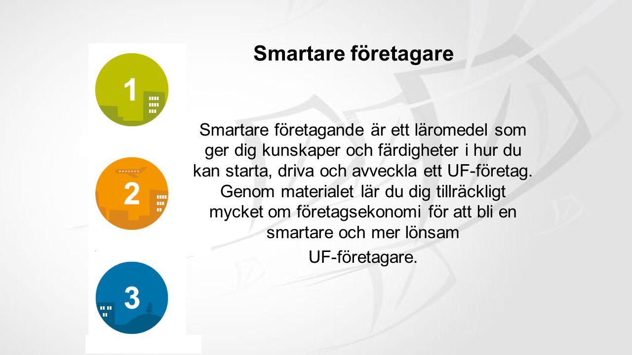 Smartare företagare