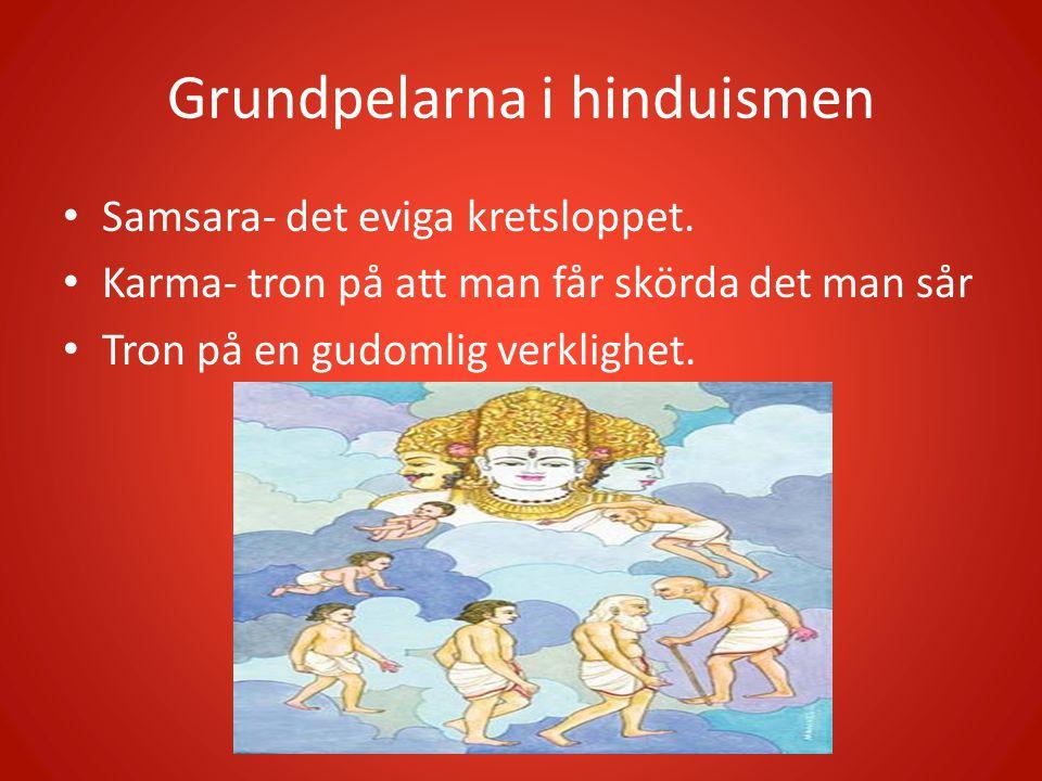 Grundpelarna i hinduismen