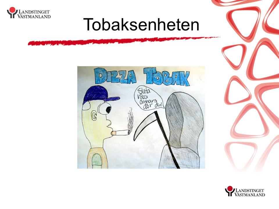 Tobaksenheten Presentation av tobaksenheten